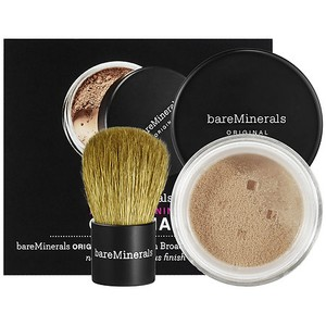 bareMinerals BareMineral Original Foundation SPF 15 with brush