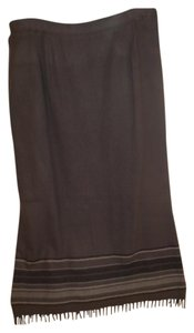 Jennifer Moore Maxi Skirt Gray