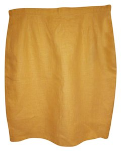 Jennifer Moore Skirt yellow