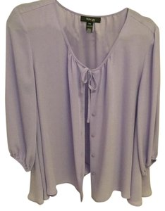 Style & Co Top Lavender
