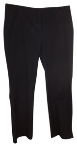 New York & Company Trouser Pants Dark Navy