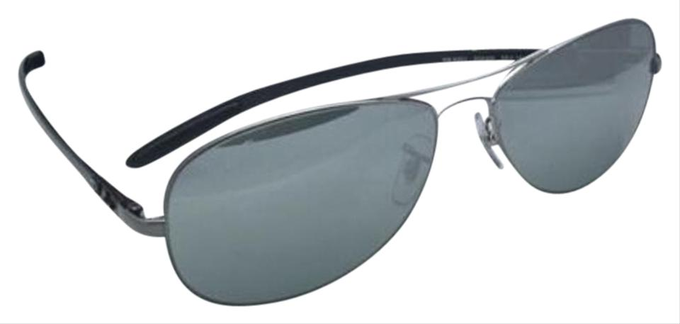 95c7bc79e ... new style ray ban ray ban tech sunglasses rb 8301 004 k6 gunmetal  aviator w a586c
