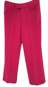 Miu Miu Cropped Wool Boot-cut Pants