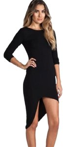 Indah short dress Black on Tradesy
