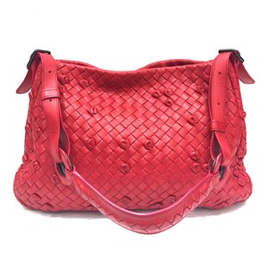 Bottega Veneta Leather Bottega Hobo Shoulder Bag
