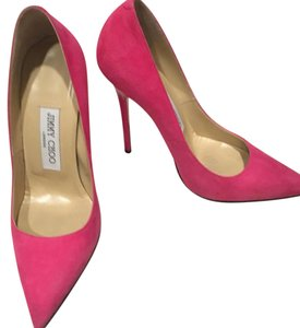 Jimmy Choo Hot pink Pumps