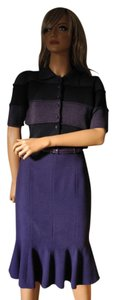 Moschino short dress purple 2 Piece Designer High End Knit 2 Tone on Tradesy