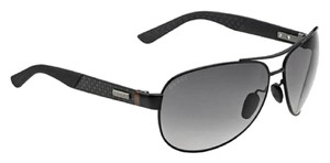 Gucci New Polarized GUCCI Sunglasses GG2246/S 4VHWJ Aviator w/ Carbon Fiber