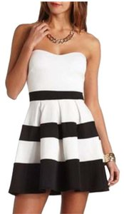 Charlotte Russe Strapless Party Dress