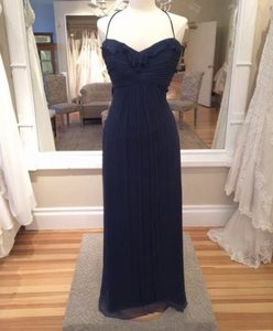 Amsale French Blue G425c Dress