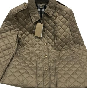 Burberry pale fawn Jacket