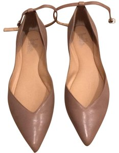 Sigerson Morrison light taupe Flats