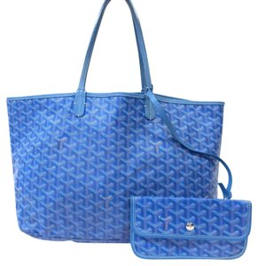 Goyard Tote in blue