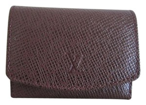 Louis Vuitton Louis Vuitton Jewelry Case For Earrings Cufflinks, Etc.