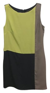 The Limited Color-blocking Sheath Dress