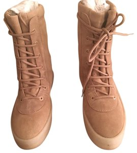 YEEZY Taupe Boots
