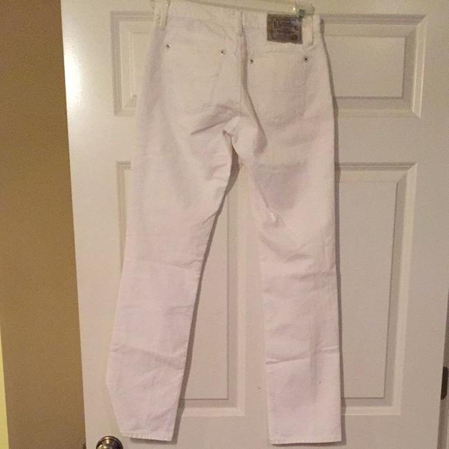 Ralph Lauren Straight Leg Jeans-Coated