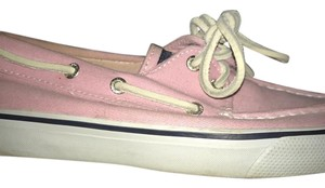 Sperry Baby Pink Athletic
