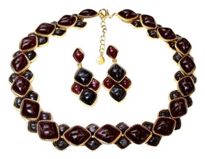 Charter Club Statement necklace and Earring set