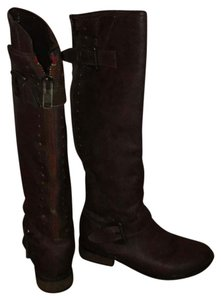 Mossimo Supply Co. Brown Boots