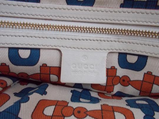 Gucci Satchel in Off White