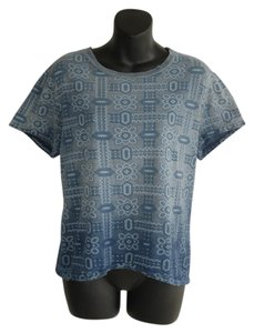 Current/Elliott T Shirt blue