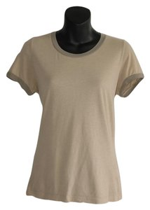 James Perse T Shirt beige