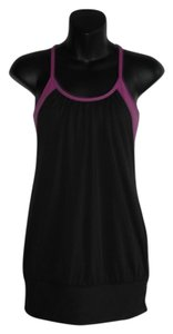 Lululemon no limit lavender purple charcoal top