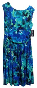 Jessica Howard short dress Multicolor Matte Jersey Size 14 on Tradesy