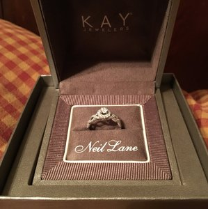 1 Ct In 14wg Neil Lane Engagement Ring