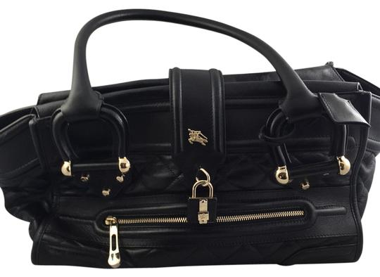 Preload https://img-static.tradesy.com/item/20292966/burberry-black-leather-satchel-0-1-540-540.jpg