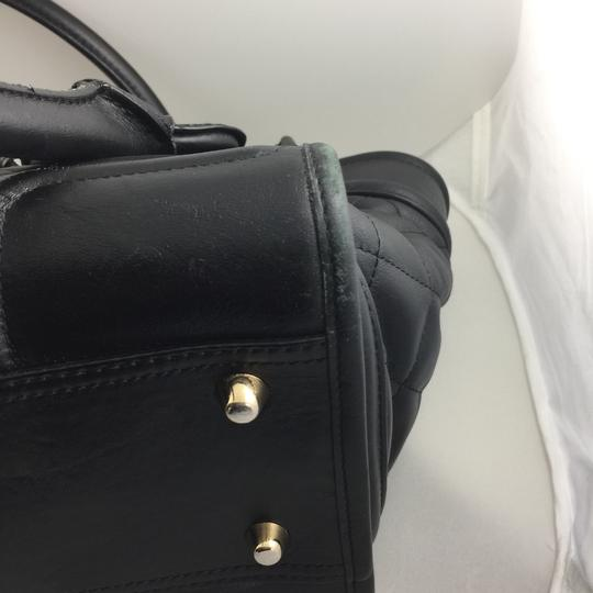 Burberry Satchel in Black Image 3