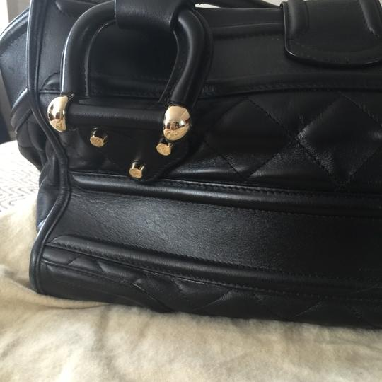 Burberry Satchel in Black Image 6