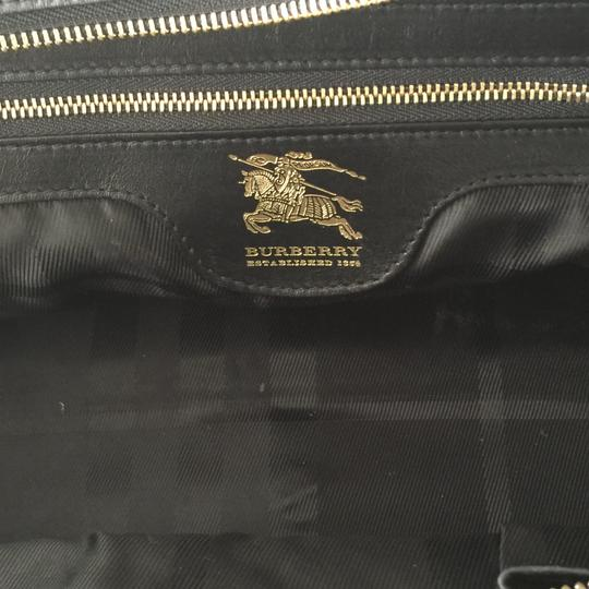 Burberry Satchel in Black Image 7