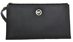 Michael Kors New With Tags 100% black Clutch