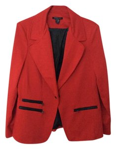 Robert louis Red Blazer