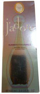Dior Christian Dior j'adore Summer Fragrance (3.4 Fl Oz)