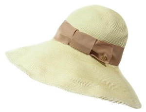Gucci $435 GUCCI 309138 Women's Wide Brim Hat, Size S
