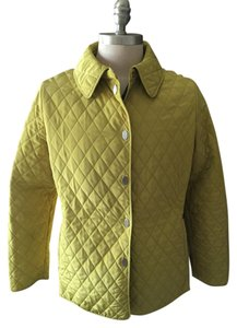 Hilary Radley Coat Chartreuse Jacket
