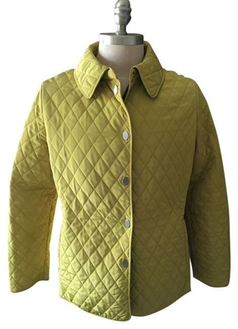 Preload https://img-static.tradesy.com/item/20293604/hilary-radley-chartreuse-quilted-size-16-xl-plus-0x-0-1-650-650.jpg