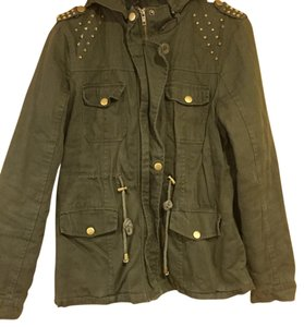 Zenana Outfitter Military Jacket