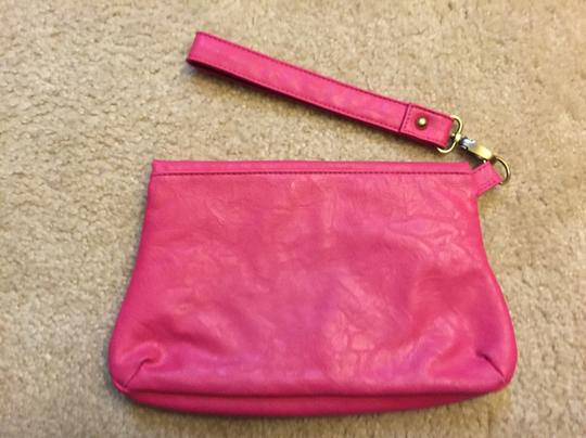 Forever 21 Bright pink Clutch