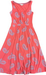 Boden short dress Coral on Tradesy