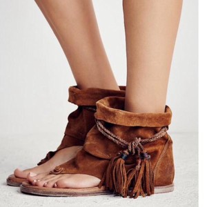 Free People Marlo Suede Sandals