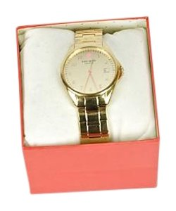 Kate Spade Kate Spade Gold Plated Watch