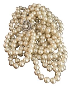 Camrose & Kross jacki O triple strand pearl necklace