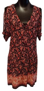 Urban Outfitters short dress Multi Cold Staring At Stars Shirt Tunic on Tradesy