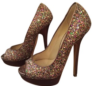 Jimmy Choo multiple colors Platforms