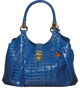 Brahmin Elisa La Scala Leather Shoulder Bag