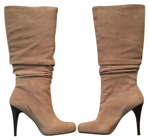 Banana Republic taupe suede Boots